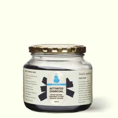 The Cultured Whey Activated Charcoal