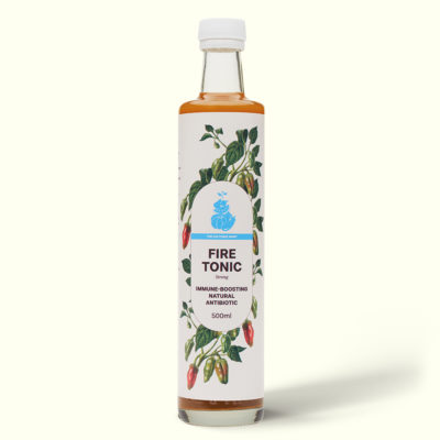 The Cultured Whey Fire tonic